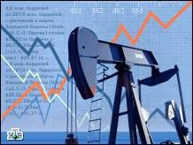 Российская экономика держится на нефти