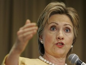 Клинтон призвала КНДР к диалогу