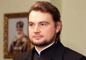 ТВ: Секретаря митрополита Владимира отстранили от работы