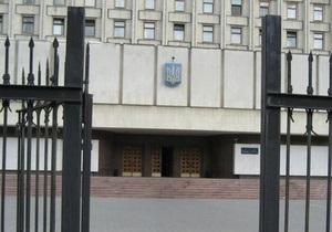 ЦИК: Процедура создания окружных комиссий соответствовала духу и букве закона