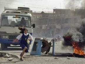 Серия терактов в Ираке: десятки погибших