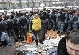 Кабмин возместит убытки жертвам Элита-Центра из стабфонда Киева