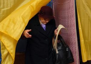 ЦИК объявил официальные результаты выборов за рубежом: Свобода обошла ПР