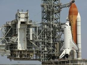 Шаттл NASA подготовлен к старту