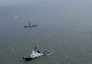 Украинский моряк пропал без вести в результате крушения судна в Персидском заливе