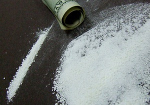 Украинские правоохранители изъяли рекордную партию кокаина
