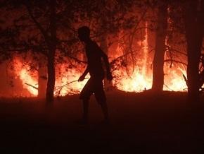 Гидрометцентр Украины предупреждает о высокой пожароопасности в ряде регионов