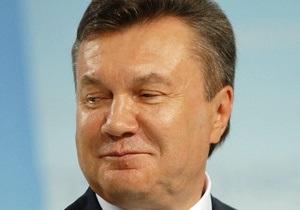 Янукович: День Победы - праздник, который объединяет все поколения