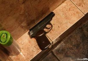 Вице-мэр Луцка потерял пистолет в туалете горсовета