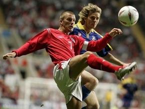 uaSport.net представляет матч Англия - Украина