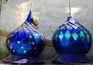 AsstrA осуществила контейнерную перевозку куполов из Киева в Нью-Джерси