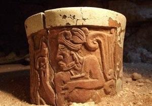 Немецкие археологи обнаружили гробницу принца майя