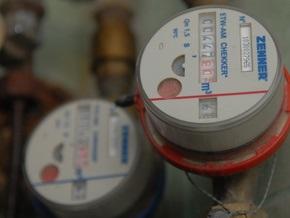 В Киеве в 6 тыс. жилых домов установят счетчики горячей воды