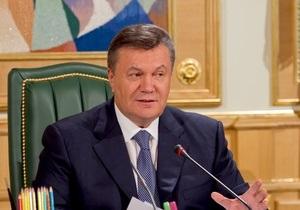 Янукович желает Тимошенко быстрее выздороветь, чтобы наконец узнать, виновна ли она