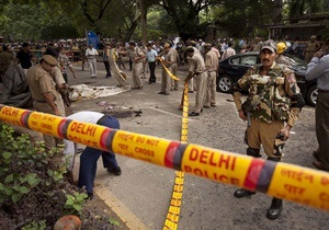 Жертвами теракта в Нью-Дели стали десять человек