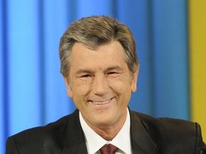 Ющенко уверен, что скоро кризис закончится