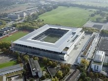Во Львове рассмотрят два проекта строительства стадиона к Евро-2012