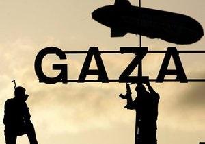 Израиль и ХАМАС договорились о перемирии в Газе на фоне визита Эштон