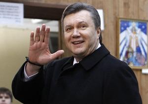 Член ЦИК объявил о победе Януковича