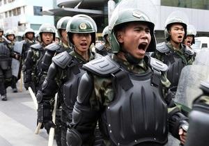 Китайским военным запретили создавать интернет- блоги