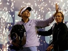 Моника Селеш официально завершила теннисную карьеру