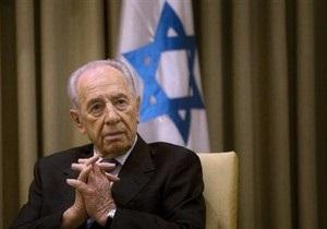 Сегодня в Украину прибудет президент Израиля
