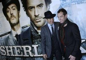Состоялась мировая премьера нового фильма о Шерлоке Холмсе