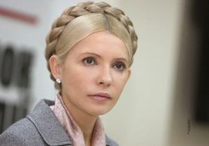 Тимошенко - Щербань - убийство Щербаня - допрос свидетелей - Тимошенко потребовала публичного допроса свидетелей по делу Щербаня