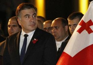 Грузия - Саакашвили могут арестовать после выборов