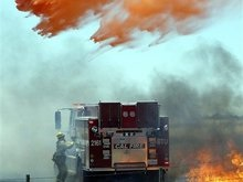 На севере Калифорнии бушуют пожары