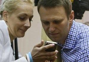 Эксперты: Приговор суда утвердил Навального лидером оппозиции