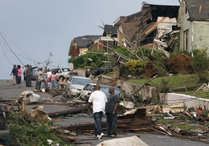 Число жертв циклона на юге США превысило 70 человек