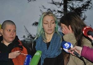 МИД недоволен, что в Беларуси не расследуют возможные издевательства над активистками FEMEN