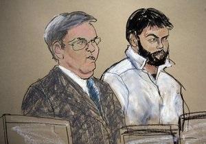 Обвиняемый в подготовке взрывов в Нью-Йорке признал свою вину