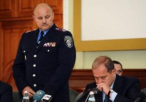 Харьковское облуправление милиции возглавил начальник, работавший в Донецкой области