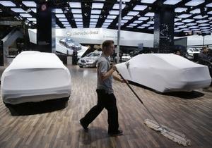 На Парижском автосалоне представлено 80 мировых премьер
