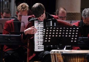 Фотогалерея: В ритме сердца. Генеральная репетиция Jostiband Orchestra в Киеве