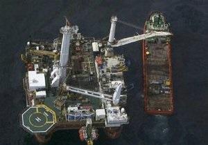 British Petroleum предъявлен первый счет за аварию в Мексиканском заливе