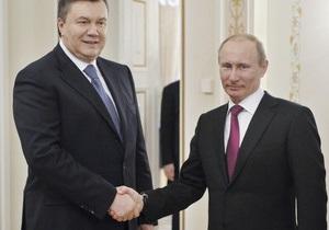 Путин заверил, что уважает стремление Украины к евроинтеграции