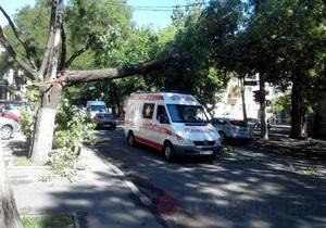 Новости Одессы - ураган в Одессе: Центр Одессы практически парализован после вчерашнего шторма