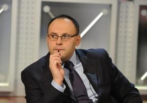 Рада отказалась досрочно прекратить полномочия Каськива и двоих регионалов