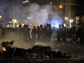 Демонстрации в Берлине ознаменовались массовыми беспорядками: 289 арестов, 273 раненых