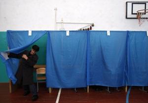 Обработано 44,18% протоколов. Янукович - 36,74%, Тимошенко - 24,47%