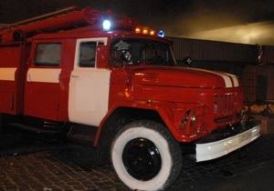 В Кременчуге горела многоэтажка: один человек погиб
