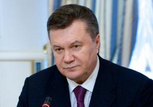 Янукович одобрил увеличение числа судей Верховного суда с 20 до 48