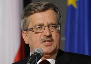 Фаворит президентских выборов в Польше считает Качиньского русофобом