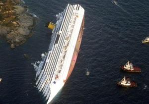 Число жертв аварии Costa Concordia увеличилось до семи