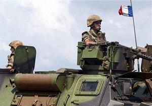 Франция закрывает военную базу в Сенегале