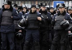 Ъ: В Раде зарегистрировали законопроект, который должен ограничить права Беркута
