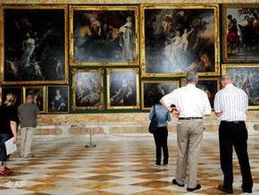 Симферополь надеется на помощь немцев в реставрации трофейных картин